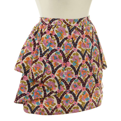 Manoush skirt pattern