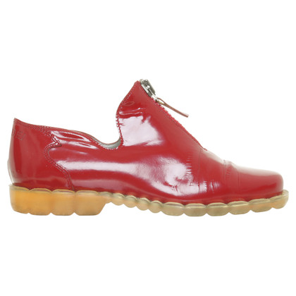 Casadei Pantofola in rosso
