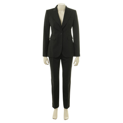 D&G Trouser suit with pinstripes