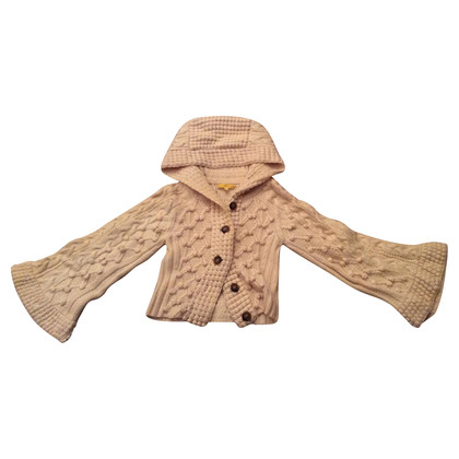 Catherine Malandrino Crop cardigan sweater
