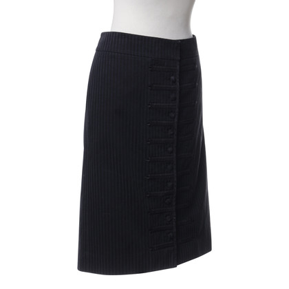 Chloé skirt with button decor