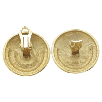 Lanvin Clip earrings in gold