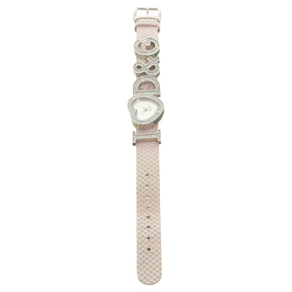 D&G Watch jewel embellished