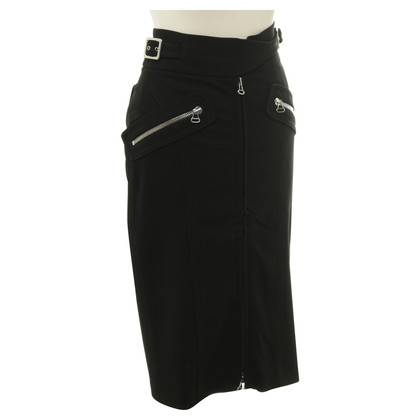 Ferre skirt in black