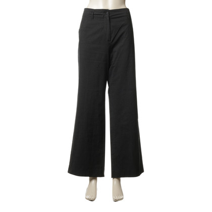 René Lezard Trousers with pinstripes