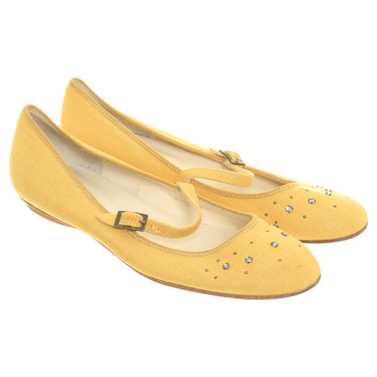 Marc Jacobs Mary Jane in giallo