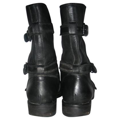 J. Crew Miller Short Motorcycle Boots