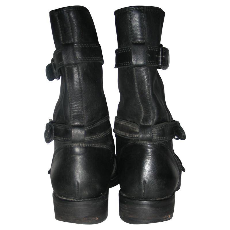 J. Crew Miller short motorcycle boots - Buy Second hand J. Crew ...