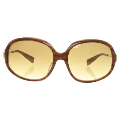 Oliver Peoples Occhiali da sole marrone