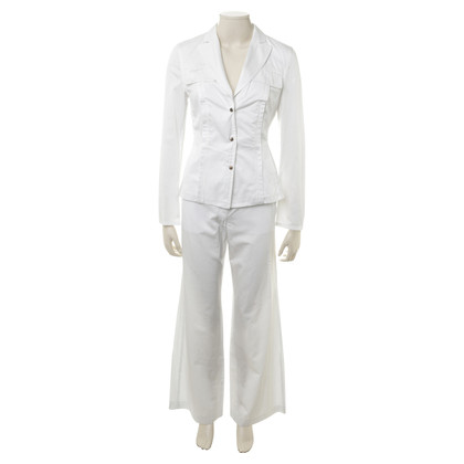 Marc Cain Suit in white