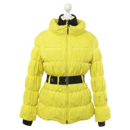 Laurèl Giù giacca giallo