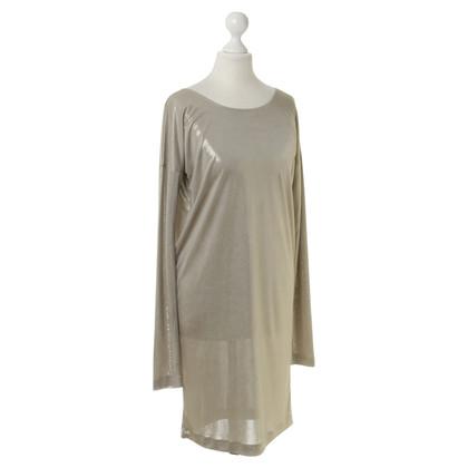 By Malene Birger Kleid mit Glitzer und Rückenausschnitt