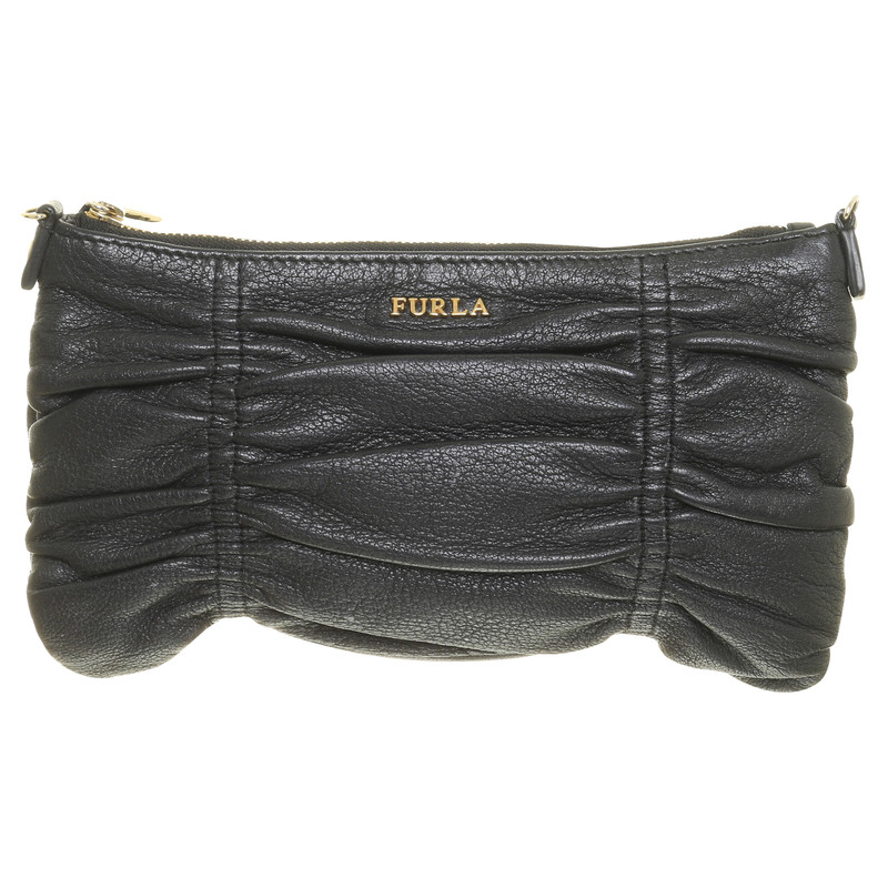 furla clutch mit kette second hand furla clutch mit. Black Bedroom Furniture Sets. Home Design Ideas