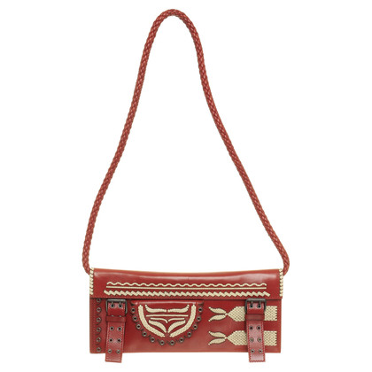 Yves Saint Laurent Bag with embroidery