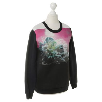 Sandro Sweater print