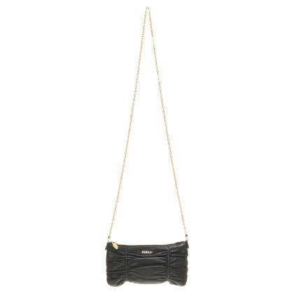 Furla clutch con catena