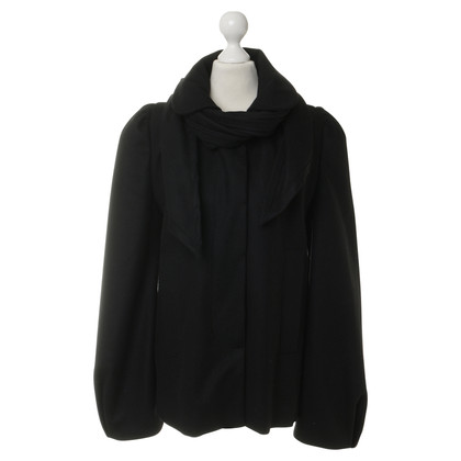French Connection Jacket with scarf