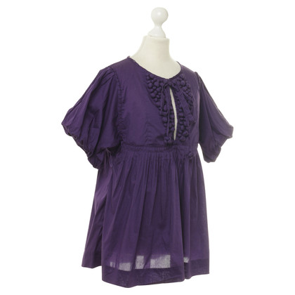 By Malene Birger top purple