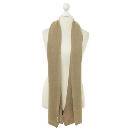 Armani Jeans Brei sjaal in beige