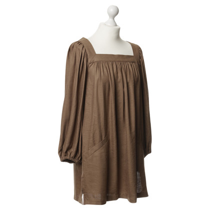 Paul & Joe Tuniek in Brown