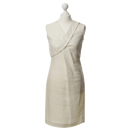 Brioni Sheath dress in cream
