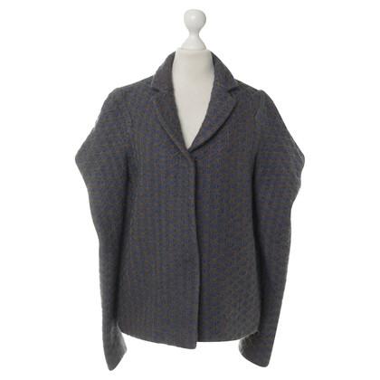 Marni Jas gemaakt van wol en katoen