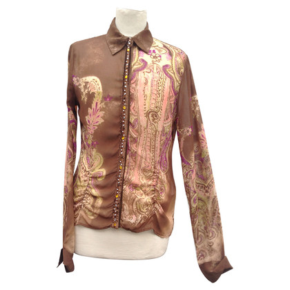 Luisa Cerano Patroon blouse