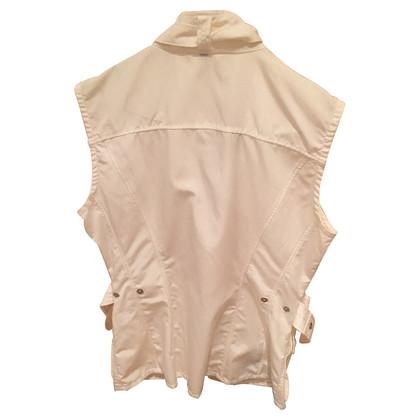 Fay White vest