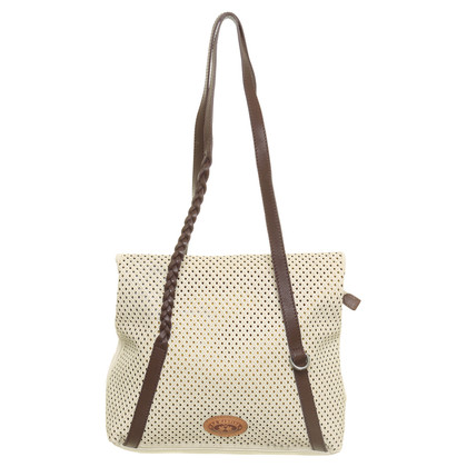 "La Martina Tasche ""Mora"" in Off White"