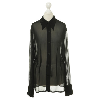 Equipment Blusa in nero