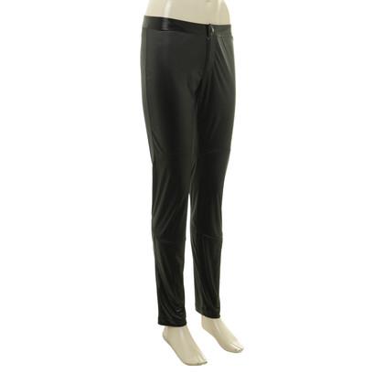 Issey Miyake Pants with satin-gloss