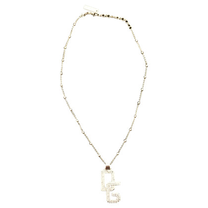 D&G Silver necklace