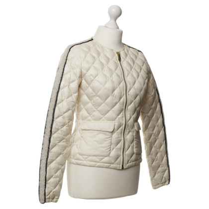 Coast Weber Ahaus Quilted Jacket in cream