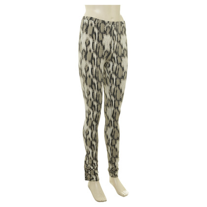 Just Cavalli Leggings in reptiles design