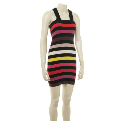 Sonia Rykiel for H&M Cotton dress with stripe Imaging