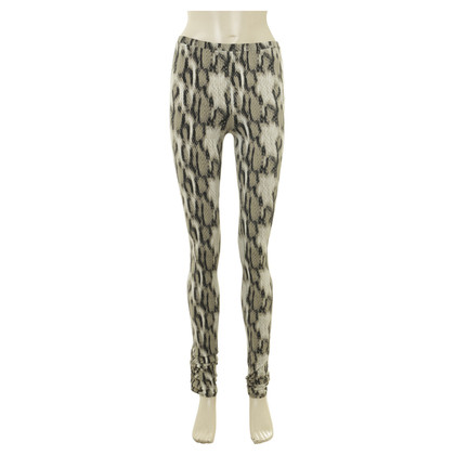 Just Cavalli Legging in reptielen ontwerp