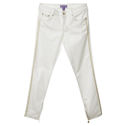 Versace for H&M Jeans with gold decoration