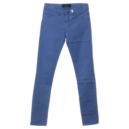 Philipp Plein Jegging in blu