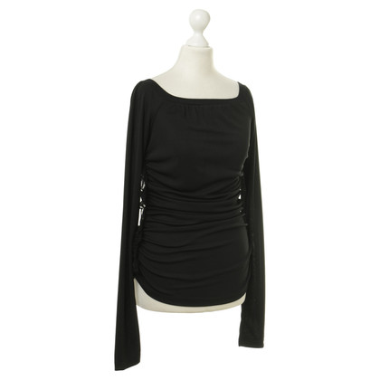 D&G top in black