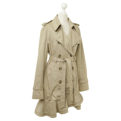 Red Valentino Trench coat in cotone