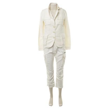Closed Pants suit in cream