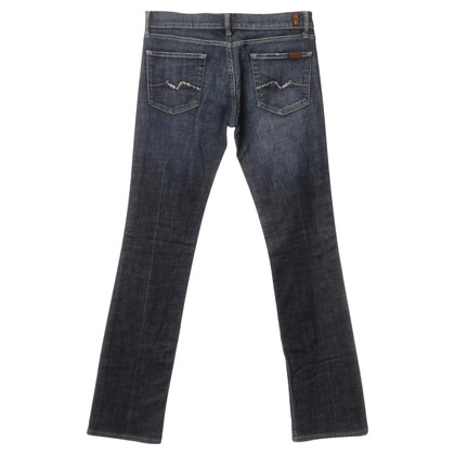 7 For All Mankind Jeans with Rhinestone trim