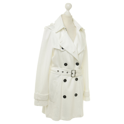 Marc Cain Trench coat in white