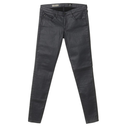Adriano Goldschmied jeans with coating