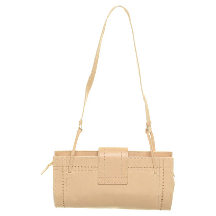 Jil Sander Shoulder bag in nude