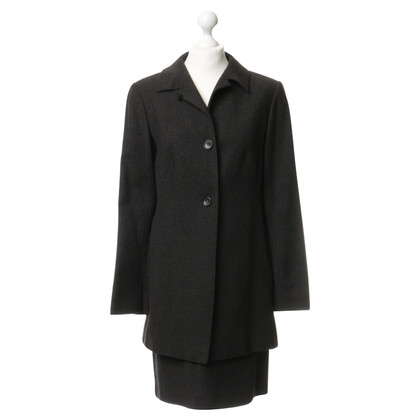 Jil Sander Costume in anthracite