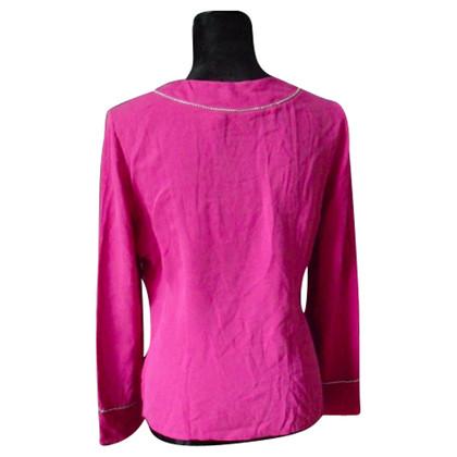 Red Valentino Zijde tuniek met strass
