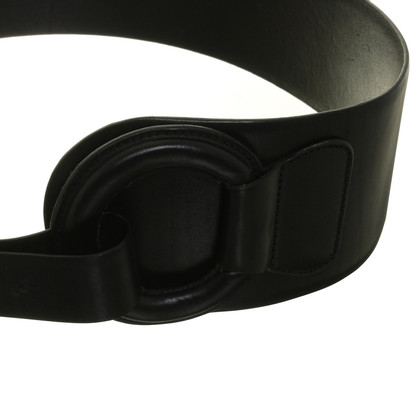 "Hugo Boss ""Bira"" belt in black"