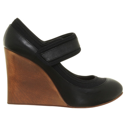 Chloé pumps wedge
