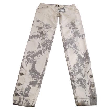 McQ Alexander McQueen Gebleichte Jeans